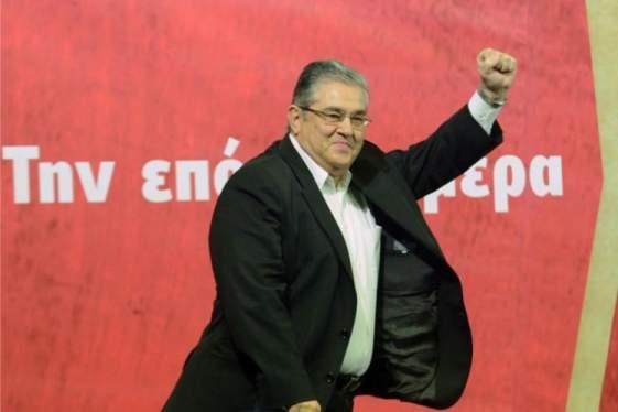 Κουτσούμπας: Το ΚΚΕ θα διεκδικήσει κάθε λαϊκή ψήφο