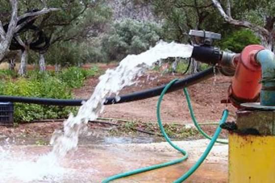 Μέχρι 30 Σεπτεμβρίου οι αιτήσεις για άδειες χρήσης νερού