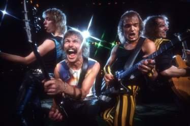 Tο χαμένο τραγούδι των Scorpions (Βίντεο)
