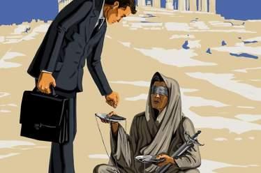 Η απονομή δικαιοσύνης σε 12 χώρες με σκίτσα