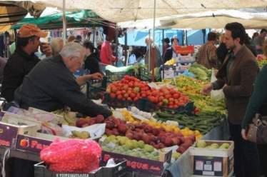 Εντατικοί έλεγχοι στις λαϊκές αγορές του Μεσολογγίου