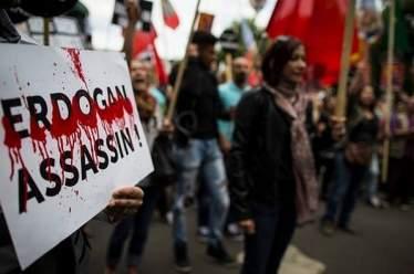Η Τουρκία βρίσκεται σε εμφύλιο πόλεμο