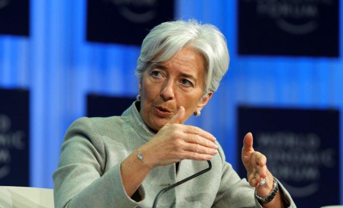 Λαγκάρντ: Πρέπει να αυξηθούν τα όρια ηλικίας συνταξιοδότησης