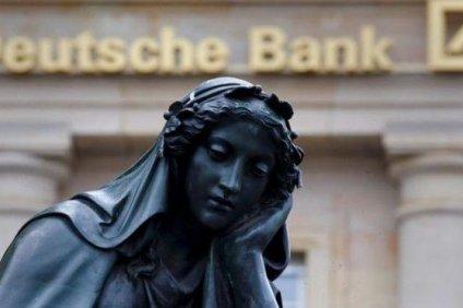 «Παγκόσμιος εφιάλτης αν καταρρεύσει η Deutsche Bank»