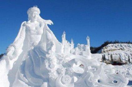 Δώρο στο χιόνι