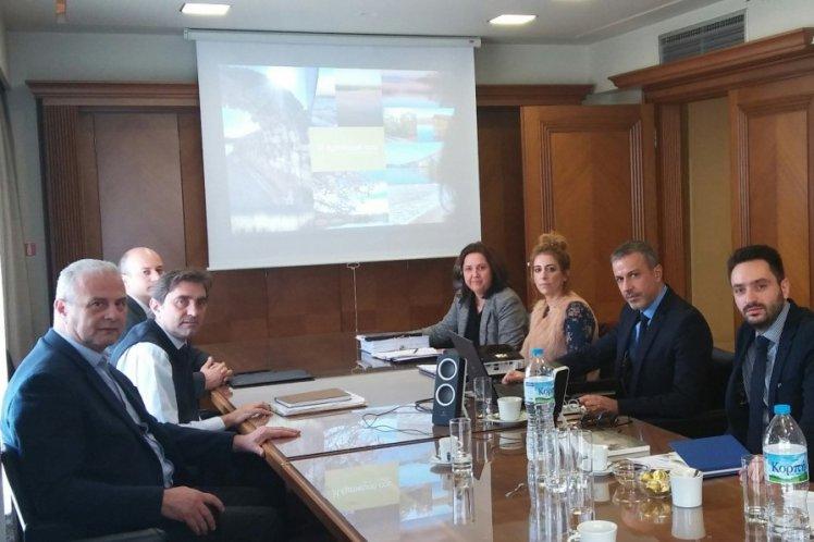 Συνάντηση εργασίας Καρπέτα με το ΣΕΤΕ