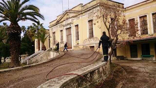 Υπογράφεται η απόφαση για το Παλαιό Νοσοκομείο Χατζη-Κώστα