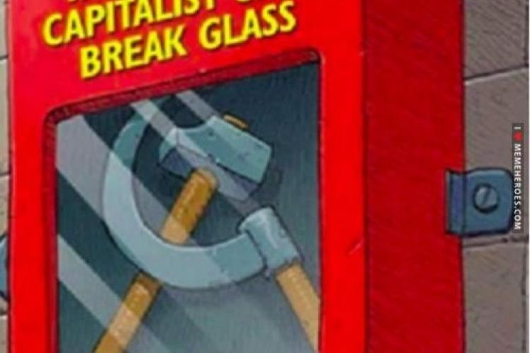 Η καπιταλιστική κρίση, τα μνημόνια και τα ζόμπι, του Χρήστου Λάσκου
