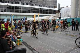Διαγωνισμός «αργής ποδηλασίας» για την ευαισθητοποίηση για την νεανική παραβατικότητα