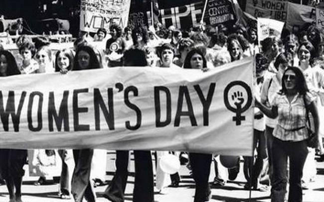 8 Μάρτη – Ημέρα της Γυναίκας