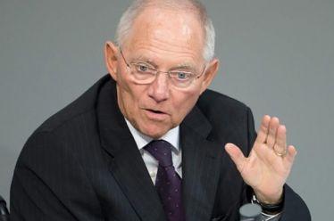 Σόιμπλε: Καμία απόφαση για το χρέος πριν το τέλος του προγράμματος
