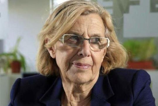 Η «σούπερ γιαγιά» αριστερή δήμαρχος Μαδρίτης τρομοκρατεί το κατεστημένο