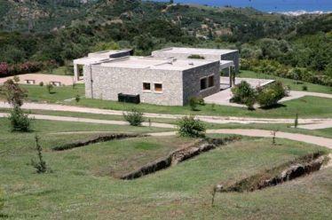Πάρκο Πολιτισμού πέριξ του Αρχαιολογικού Μουσείου Πατρών