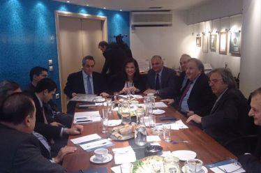Η Δ.Ε. της Κεντρικής Ένωσης Επιμελητηρίων συνεδριάζει στο Αγρίνιο