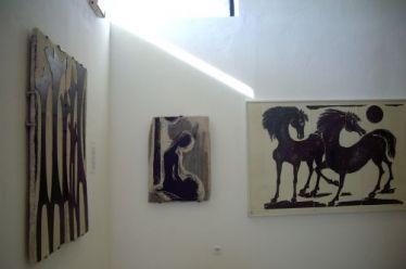Επανατοποθέτηση έργων στο Κέντρο Χαρακτικών Τεχνών – Μουσείο Βάσως Κατράκη