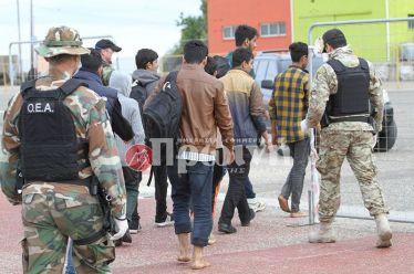 Σύλληψη αλλοδαπών διακινητών προσφύγων στο Κατάκολο