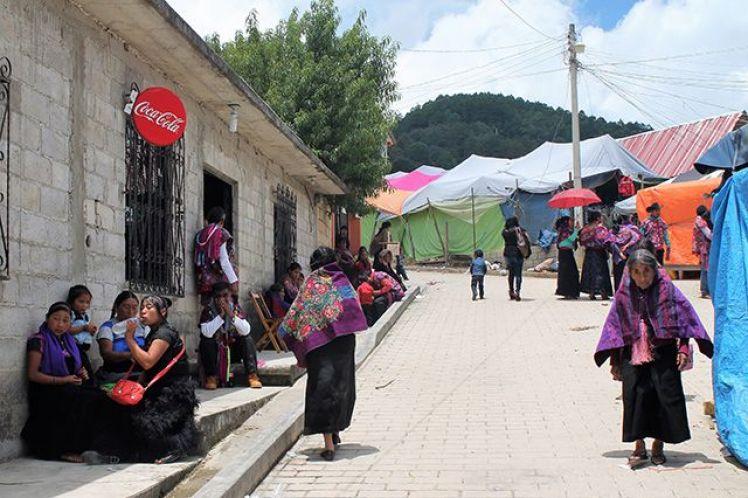 Η Coca-Cola στερεί το νερό από τους κατοίκους της Chiapas