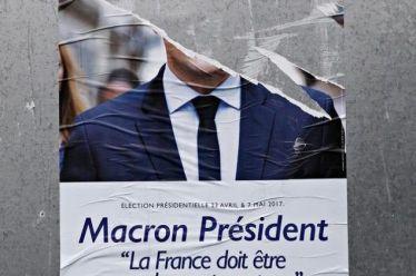 """Liberation για Macron:""""Ήρωας των πλουσίων – Κήρυκας της Ευρώπης"""""""