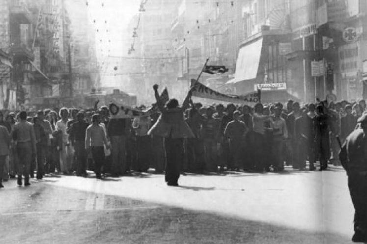 Πολυτεχνείο 1973: η εξέγερση που έριξε τη Χούντα