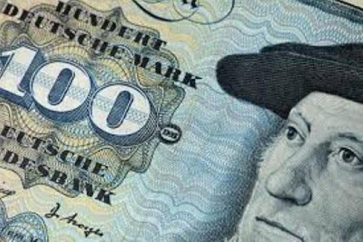 Bundesbank: Κυκλοφορούν ακόμη δισεκατομμύρια μάρκα