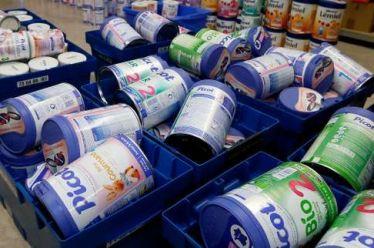 Αποσύρεται βρεφικό γάλα που καταναλώνεται και στην Ελλάδα