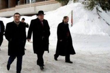 Γκρεμιστε τα τειχη Παλτά στα χιόνια