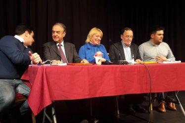 Λαφαζάνης – Τσοβόλας από Θεσσαλονίκη: Τάχθηκαν υπέρ της συμπαράταξης όλων των αριστερών προοδευτικών δημοκρατικών αντιμνημονιακών δυνάμεων