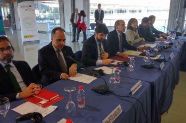 Κατσιφάρας: «Πολυεπίπεδο πλαίσιο συνεργασίας πάνω από τη Μεσόγειο»