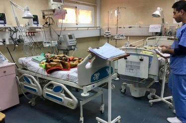 Χωρίς νοσοκομεία κινδυνεύει να μείνει η Γάζα