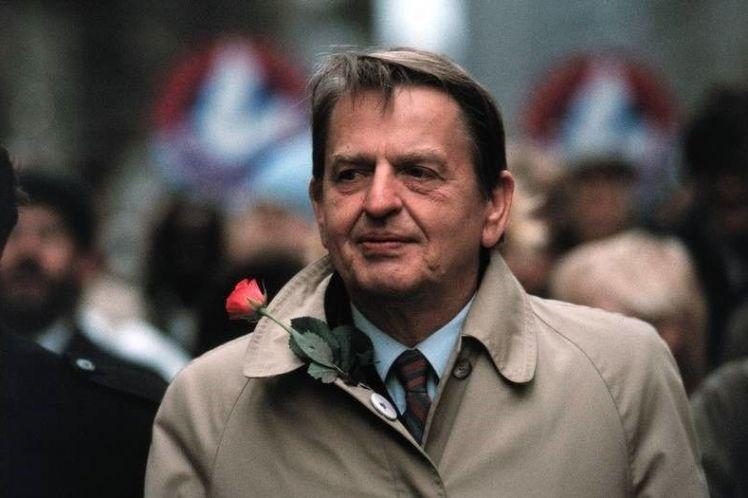 28 Φεβρουαρίου 1986, δολοφονείται ο Ούλωφ Πάλμε