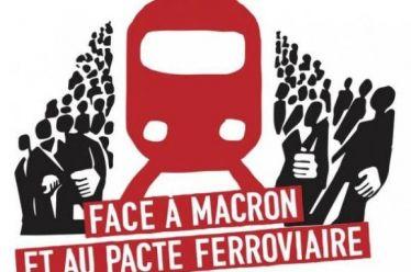 Ενωτική διακήρυξη κομμάτων και οργανώσεων της Γαλλικής Αριστεράς: Να υπερασπιστούμε τις δημόσιες υπηρεσίες! Να σταθούμε αλληλέγγυοι στο πλευρό των σιδηροδρομικών!