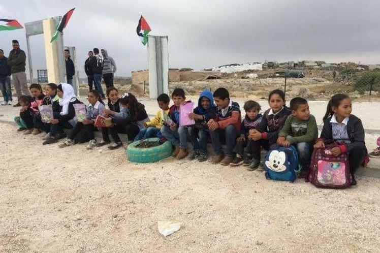 Νέο έγκλημα του Ισραήλ κατά Παλαιστινίων: Κατεδάφισε δημοτικό σχολείο στα κατεχόμενα