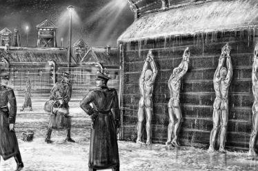 Ανεπιθύμητοι στο κολαστήριο του Μαουτχάουζεν οι εκπρόσωποι της ακροδεξιάς κυβέρνησης…
