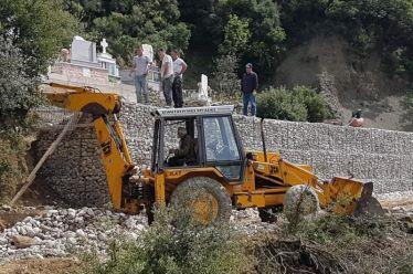 Εργασίες αναβάθμισης και εξωραϊσμού πραγματοποιούνται σε Κοιμητήρια Δημοτικών Ενοτήτων του…