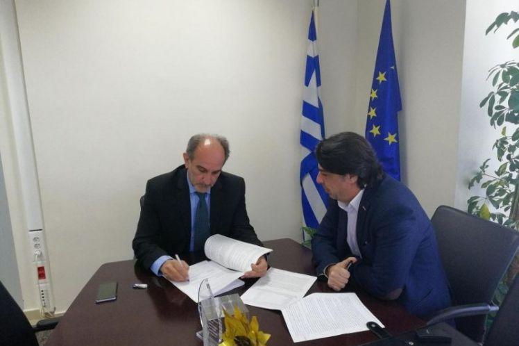 Υπογράφτηκε η σύμβαση για τη νέα πτέρυγα στο Σελίβειο Γηροκομείο Μεσολογγίου