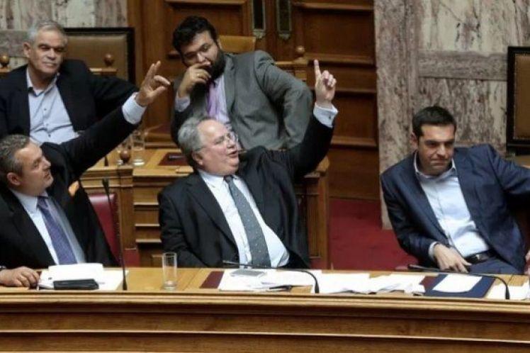 Τα μεγάλα σκάνδαλα της διακυβέρνησης του ΣΥΡΙΖΑ του  Κώστα Λαμπρόπουλου