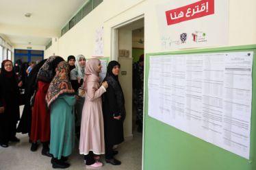 Μόλις ένας στους δύο Λιβανέζους πήγε να ψηφίσει αν και…