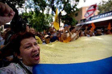 Ανατριχιαστική… ηρεμία επικρατεί στο Καράκας