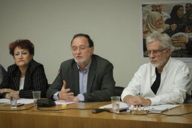 Πρωτοβουλία της ΛΑ.Ε. για την Παλαιστίνη