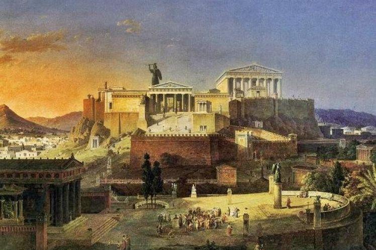 Πραξικόπημα στην Αρχαία Αθήνα