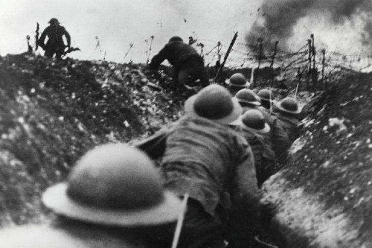 Α' Παγκόσμιος Πόλεμος