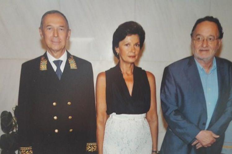 Ενδιαφέρουσα συνάντηση Λαφαζάνη – Ήσυχου με τον πρέσβυ της Ρωσίας Α. Μασλόφ