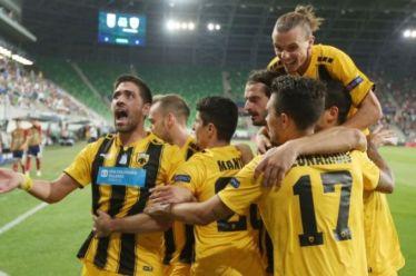 Οι πρωταθλητές στη διοργάνωση των πρωταθλητών Ευρώπης!