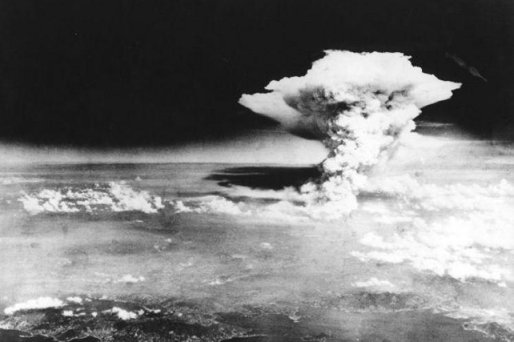 Η ρίψη της πρώτης ατομικής βόμβας στη Χιροσίμα και το Ναγκασάκι