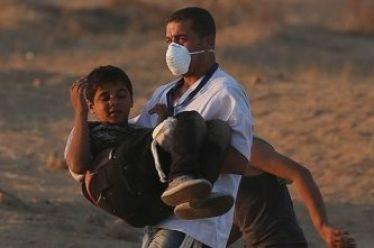 Το Ισραήλ διαπράττει ακόμα ένα βίαιο έγκλημα κατά των Παλαιστινίων πολιτών