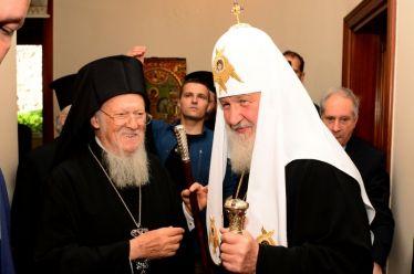 Σχίσμα στην Ορθοδοξία – Αποχωρεί η Ρωσική εκκλησία από το Οικουμενικού Πατριαρχείο