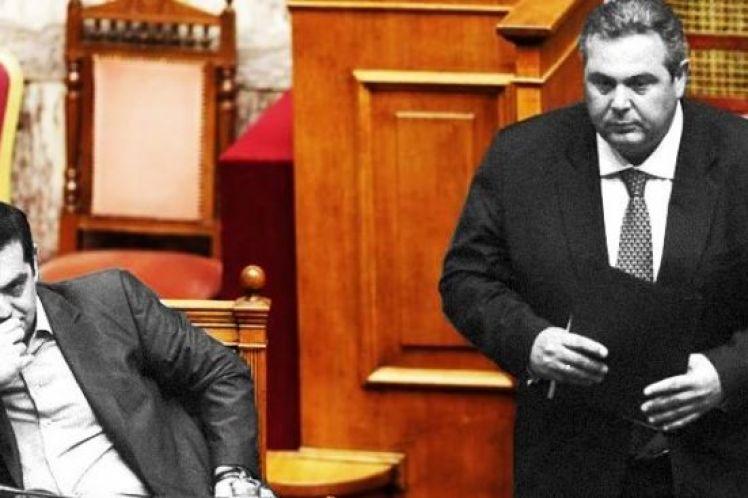 Συζητώντας για τον Πάνο εξέλεξε Πολιτική Γραμματεία ο ΣΥΡΙΖΑ