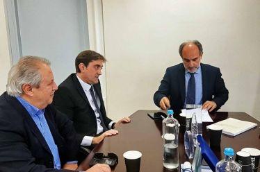 Επένδυση 30 εκατομμυρίων ευρώ απ' την Knauf στην Αμφιλοχία- Συνάντηση…