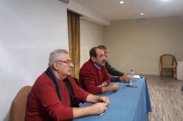 Σε κλίμα αισιοδοξίας η συνέλευση της Αντίστασης Πολιτών Δυτικής Ελλάδας, στο Αγρίνιο