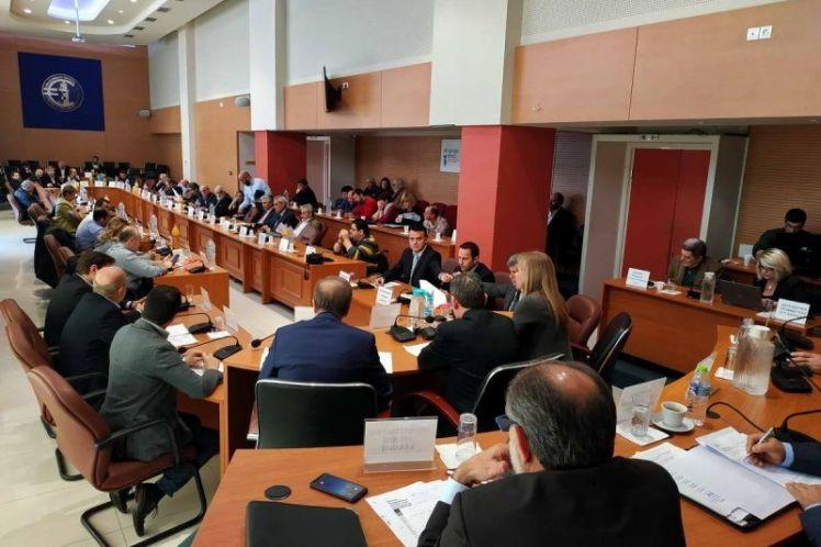 Πρόσκληση  σε συνεδρίαση Περιφερειακού  Συμβουλίου                  Δυτικής Ελλάδας.